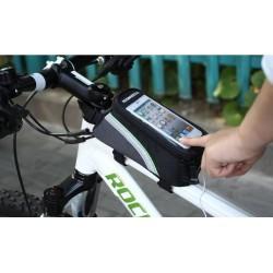 Sacoche tactile vélo guidon iphone 6/7 plus, Samsung Note 4