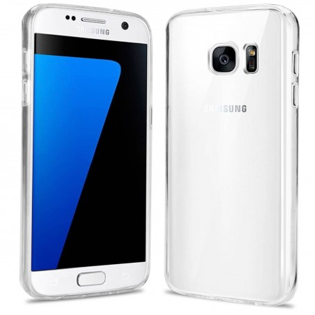 Galaxy S7- Coque en TPU ultra fine