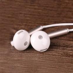 écouteurs Huawei am116 avec microphone pour iphone / Huawei / samsung
