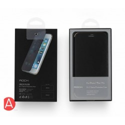 iPhone 7 plus - Coque ROCK FLIP CASE