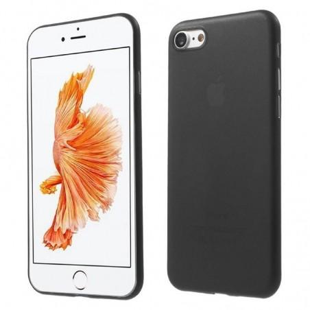 iPhone 7 -Coque Translucide noir
