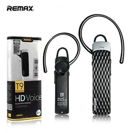 Oreilette sans fil Bluetooth REMAX casque stéréo Remax T9