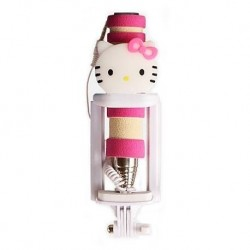 Perche selfie stick Hello Kitty iphone