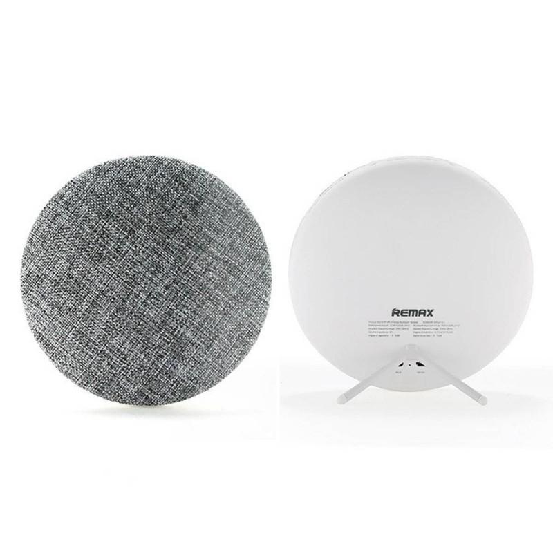 Haut-parleur REMAX sans fil Bluetooth Enceinte Portable Bluetooth Stéréo pour iPhone