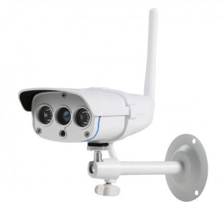 Caméra IP Surveillance wifi Sans-fil nocture 720p 1megapixel Caméra de Sécurité
