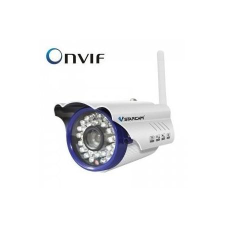 """Surveillance Wireless Wifi IP Outdoor CCTV Security Camera Waterproof 1/4"""" CMOS sensor (300,000 pixels)"""