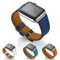 Bracelet CUIR pour Apple Watch 42mm avec adaptateurs