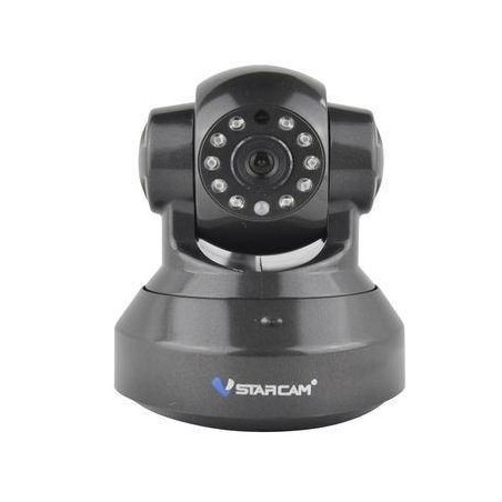 Caméra Surveillance VSTARCAM 1Mega pixels IP sans Fil WiFi-Noir