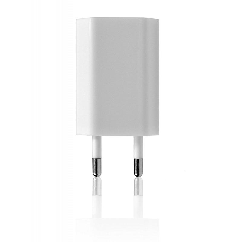 Kit Chargeur secteur et câble pour Apple iPhone 3/4/4s , iPod et iPad 1/2