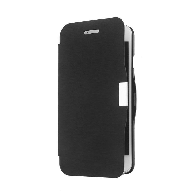 iPhone 6/6S - Etui clapet fermeture en aimant
