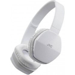 Casque sans fil JVC HA-SBT5 (On-Ear, Blanc) deep bass