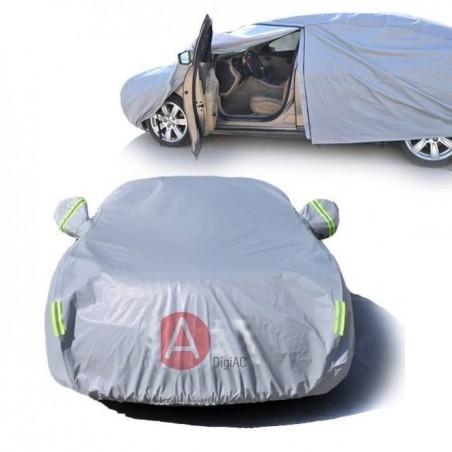 Housse bâche 3L grise épaisse voiture