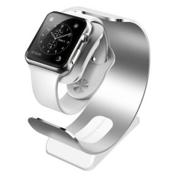 Support métal apple watch ultra modern