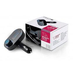 Emetteur Bluetooth FM, CARG7 Appel Bluetooth Sans Fil iphone