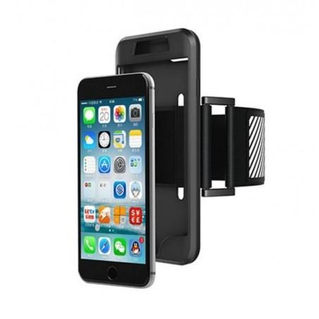 iPhone 8/7 - Brassard Sport Coque détachable