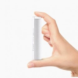 Cager Mini Batterie Externe 3000mAh pour iPhone,samsung Huawei, HTC, SONY