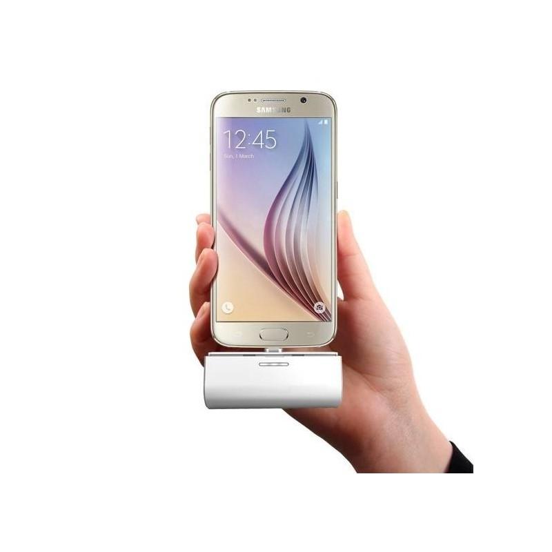 iPhone 5/5s/5c/6/6plus/6s - IWalk station d'accueil chargeur de batterie externe 3000mAh