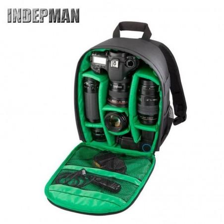 Sac à Dos pour Caméra, sac Imperméable sac à Rangement pour Appareils Photo Reflex