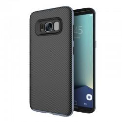 Galaxy S8 / S8 plus - Coque anti casse effet fibre de carbone