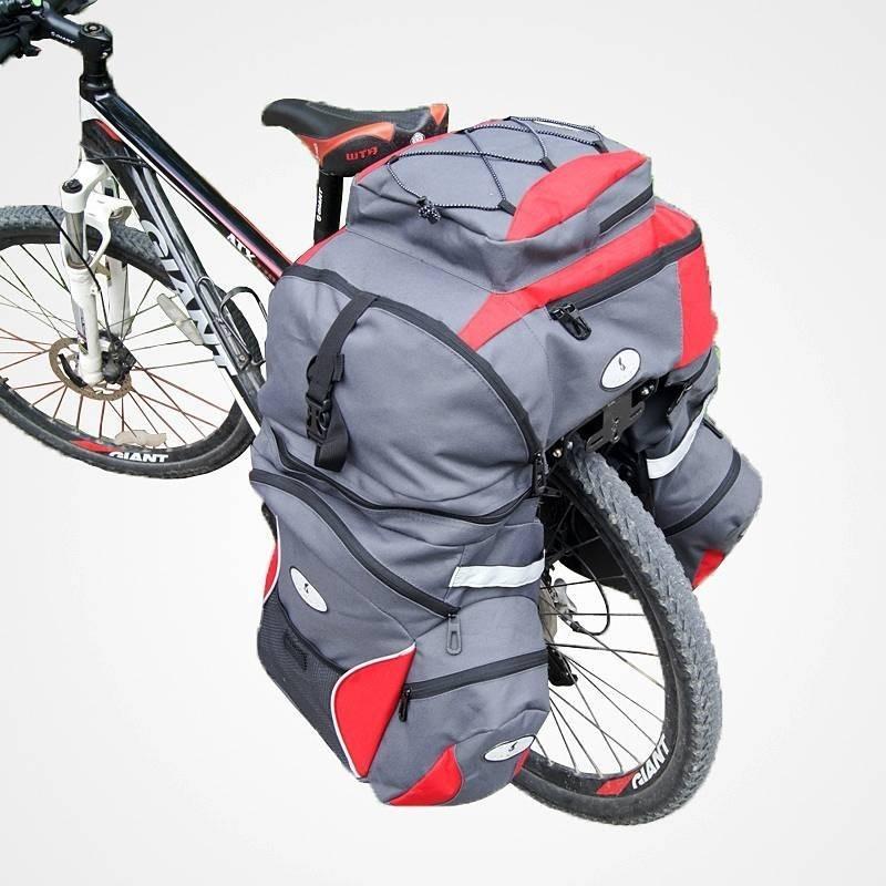 Sacoche sac vélo séparable