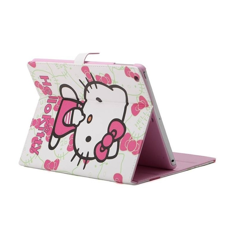 Ipad mini 1 2 3 housse etui hello kitty digiac for Housse de voiture hello kitty