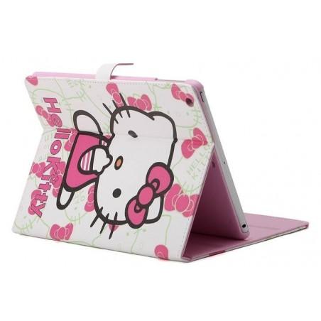 iPad mini 1/2/3 - HOUSSE etui Pink Hello Kitty