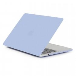 MacBook 13''/15'' 2016 - Housse coque bleue claire