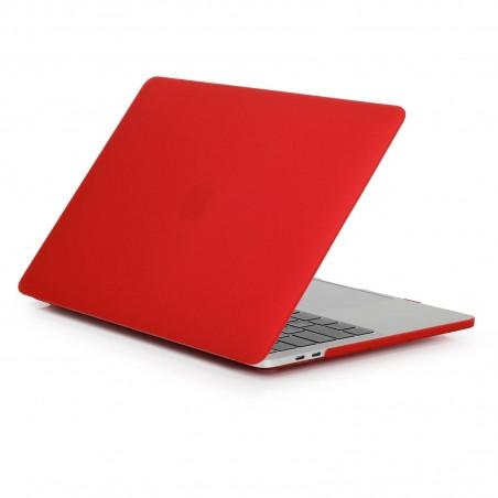 MacBook 13''/15'' 2016 - Housse coque Rouge