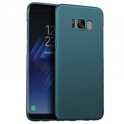 Samsung galaxy S8(plus) - coque rigide mate vert
