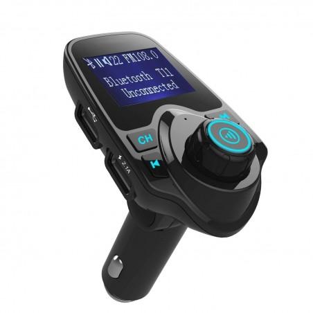 Wireless FM Transmitter Bluetooth Wireless Car Kit