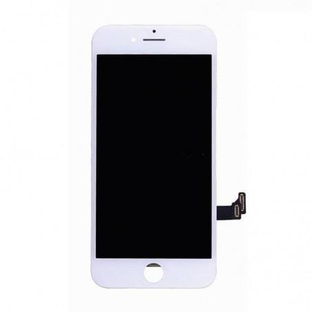 iPhone 7 plus -Kit de réparation écran-blanc