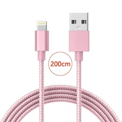 iPhone nylon cable 200cm