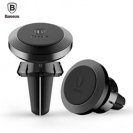 Support rotatif magnétique Baseus pour voiture iphone samsung
