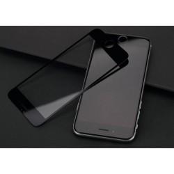 iPhone 7 - Protection écran Verre Trempé Integralé Full cover Noir