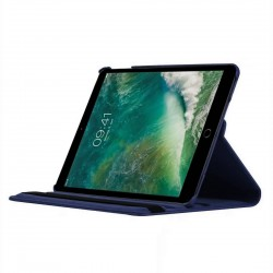 iPad Pro 10.5 2017 - étui support rotatif - Bleu foncé