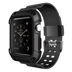 étui Apple Watch - Noir