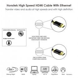 Adaptateurs HDMI avec Câble - Noir