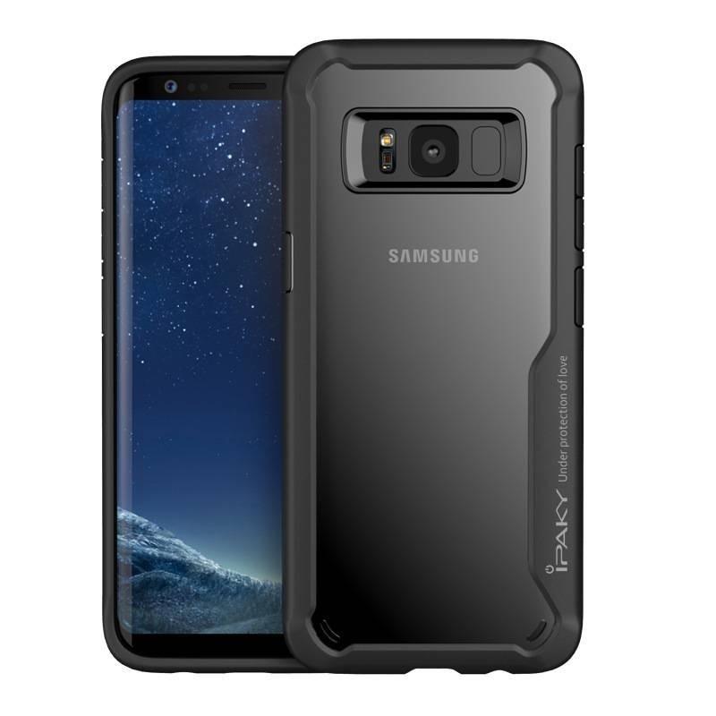 Galaxy S8/S8 plus - Coque souple Ipaky en TPU/PC antichoc