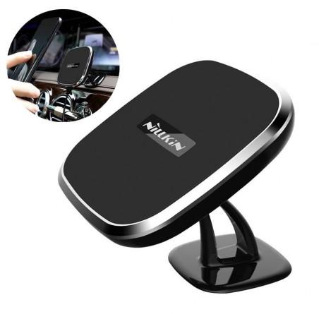 Chargeur sans fil Qi Support magnétique voiture maison