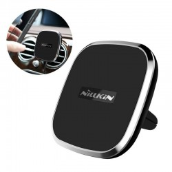 Chargeur sans fil Qi Support magnétique voiture