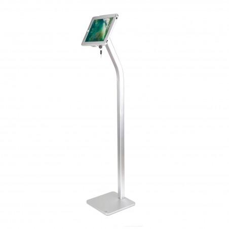 "Support antivol sur pied tablette IPAD Air/Air2/PRO 9.7"" - Silver"