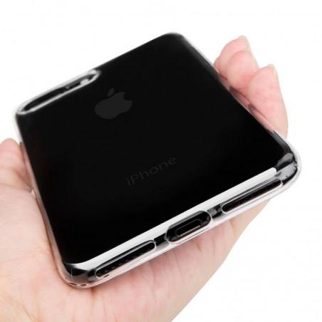 iPhone 8 plus-Coque transparent