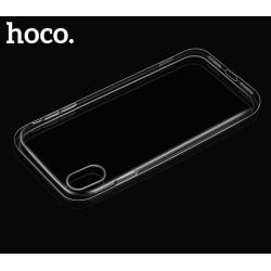 iPhone X-Coque HOCO transparente Anti-Poussière