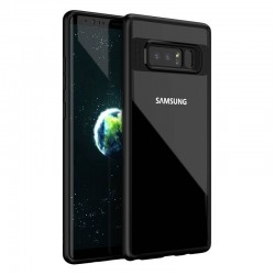 Galaxy Note 8 - Coque souple Ipaky en TPU/PC anti choc -Noir