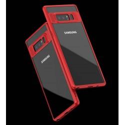 Galaxy Note 8 - Coque souple Ipaky en TPU/PC anti choc -rouge