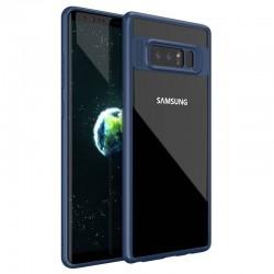 Galaxy Note 8 - Coque souple Ipaky en TPU/PC anti choc -Bleu