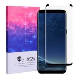 Galaxy note8 -Protection écran Verre 3D version réduite