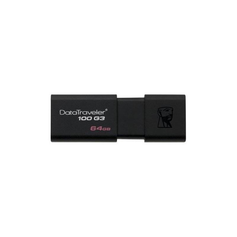 Kingston DT100G3/64GB DataTraveler 100 G3 Clé USB 3.0 - 64GB