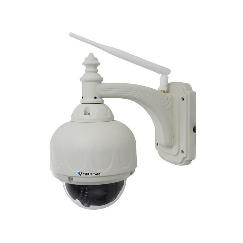 camera surveillance nocture externe