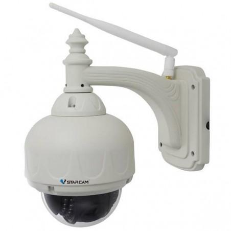 Caméra IP Réseau sécurité dome Surveillance 1megapixel 4xZOOM
